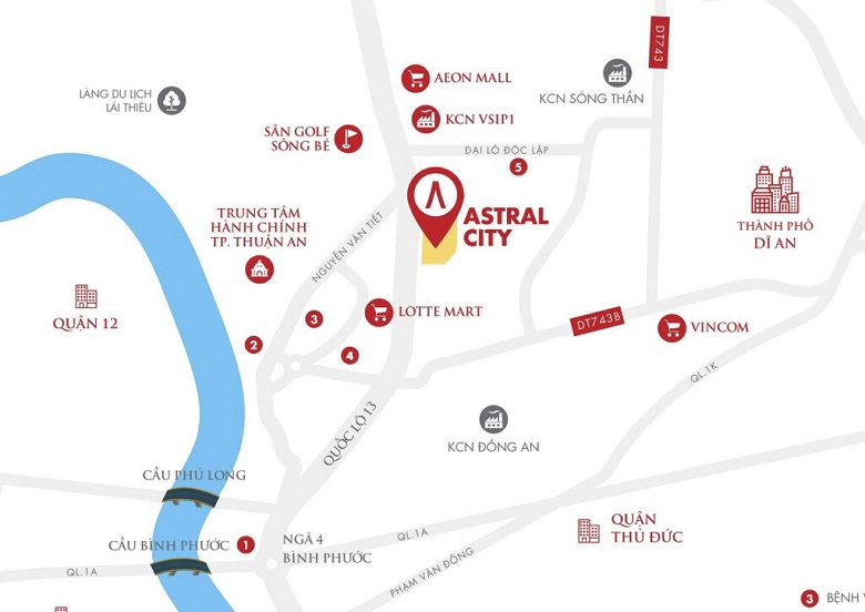 Vị-trí-dự-án-Astral-City