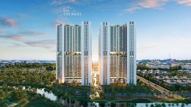 Xuất hiện tòa tháp sở hữu không gian sống như resort tại Bình Dương – Astral City