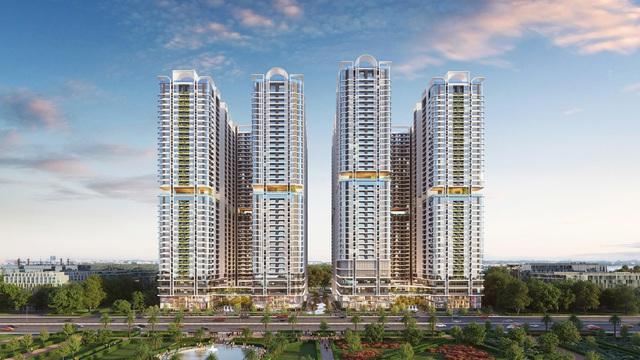 Sở hữu căn hộ cao cấp giữa thành phố Thuận An với chính sách thanh toán cực linh hoạt chưa từng có