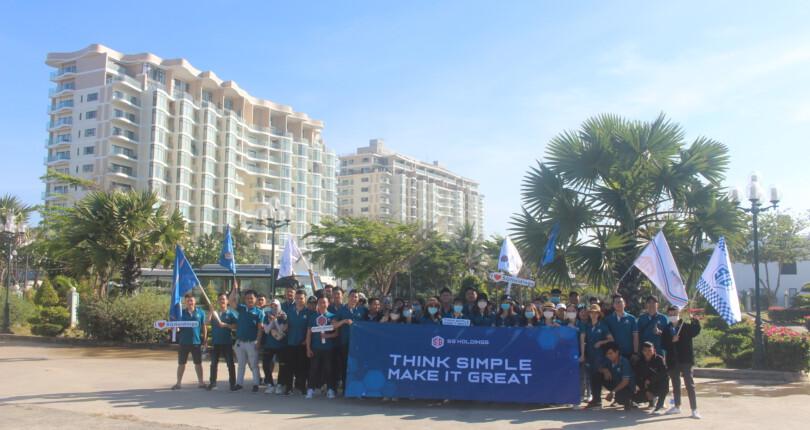 SG Holdings và chuyến Site Tour đầu năm 2021 đến dự án Aria Vũng Tàu và Apec Phan Thiết