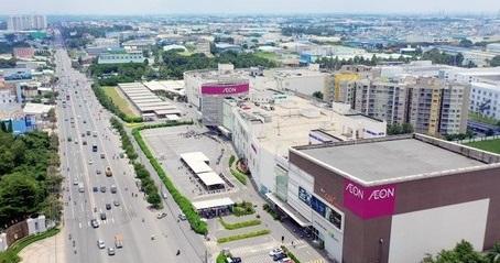 Xây dựng thành phố Thuận An – Bình Dương thành trung tâm công nghiệp – tài chính mới