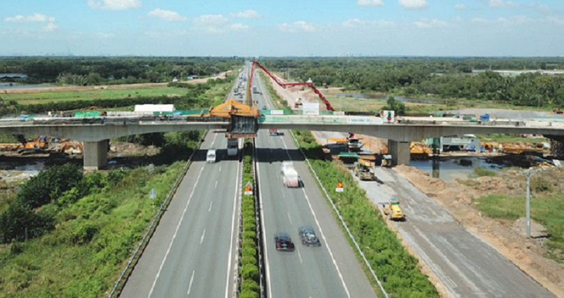 Tuyến đường gần 1.000 tỷ đồng nối cao tốc Tp.HCM – Long Thành chờ ngày thông xe