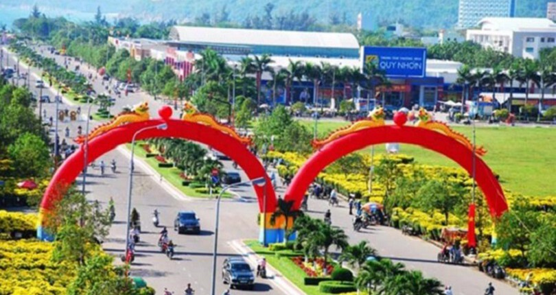 Bình Định sẽ có 22 đô thị vào năm 2025