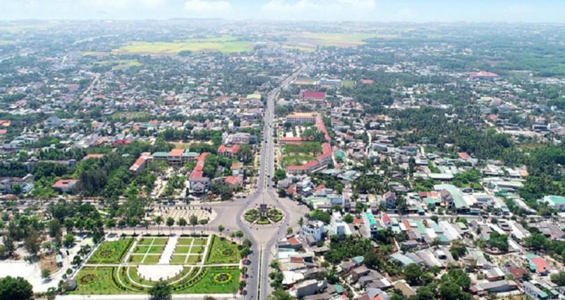 Bình Thuận đẩy mạnh đầu tư để nâng cấp La Gi lên thành phố trước năm 2025