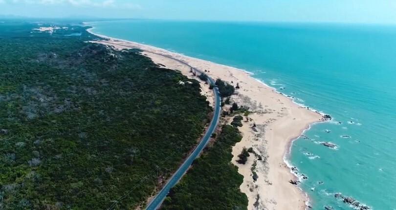 Lộ diện tuyến đường biển đẹp và lớn nhất Việt Nam